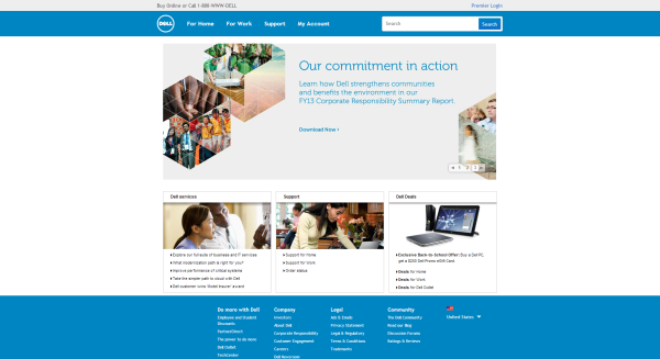 Dell design now