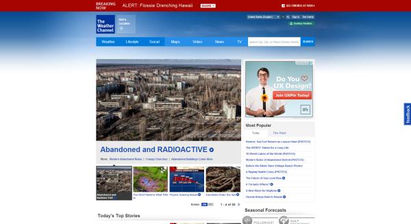 Weather com design now
