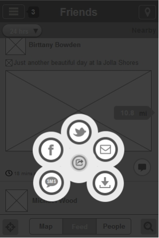 Click to upload the wireframe to UXPin or sign up for free