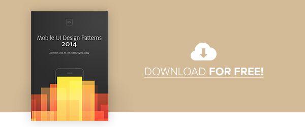 Download Mobile UI Design Patterns for free