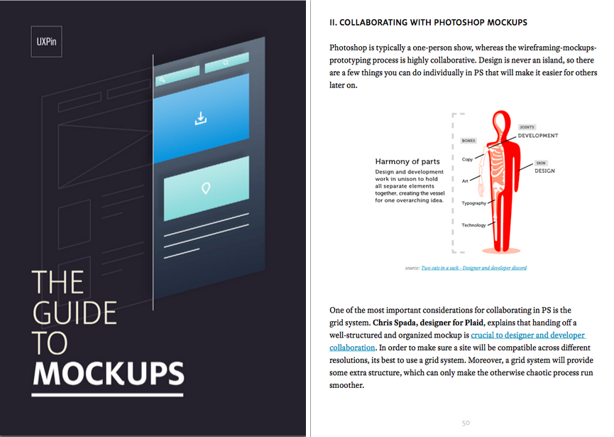 Guide to Low Fidelity & High Fidelity Mockups