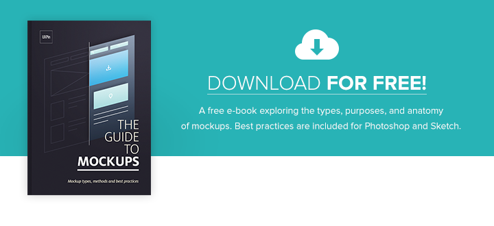 New Free E Book Guide To Mockups