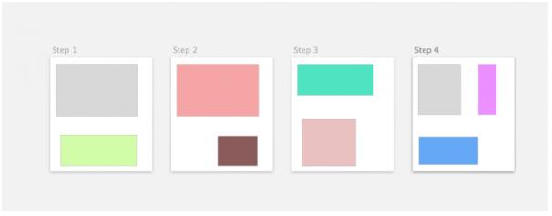 Sketch app user interface
