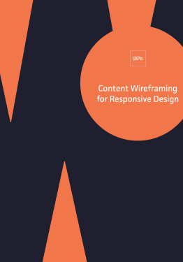 Content Wireframing for Responsive Design