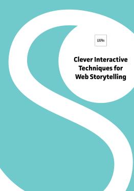 Storytelling in Web UI Design