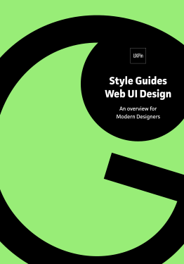 Style Guides for Web UI Design An Overview for Modern Designers