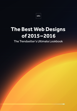 The Best Web Designs of 2015–2016