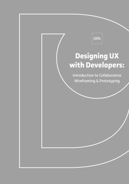 UX Design Collaboration With Developers