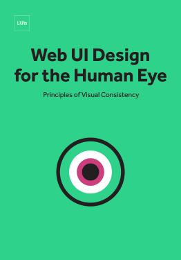 Web UI Design for the Human Eye