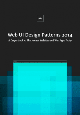 Web UI Design Patterns 2014  Free E-book By UXPin