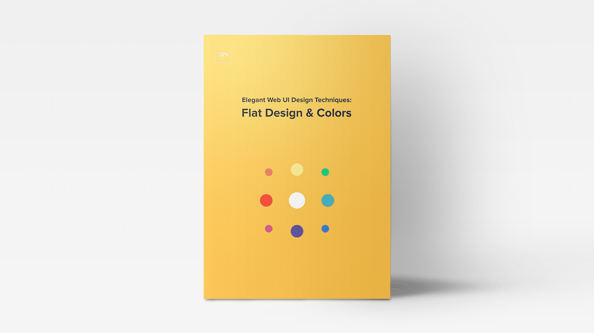 Free E book: Flat Design & Colors