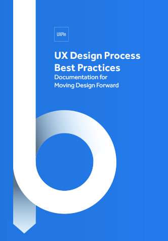 Free e-book: UX Design Process Best Practices