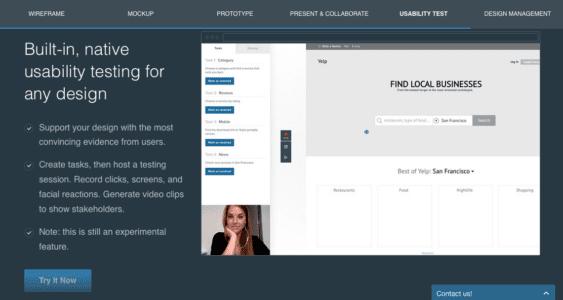 UXPin website image