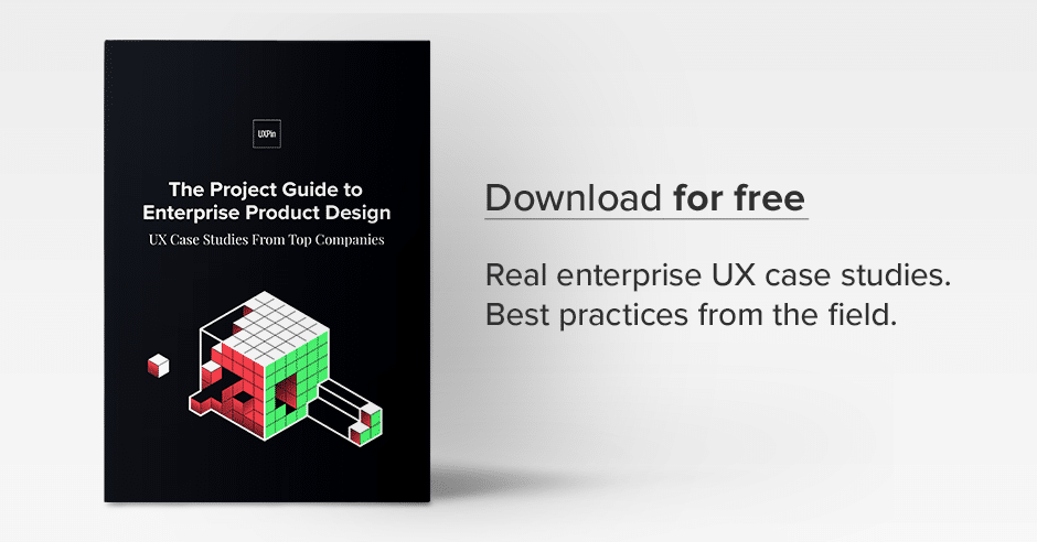 free Project Guide to Enterprise Product Design