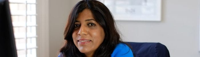 VP of Product Sunita Reddy