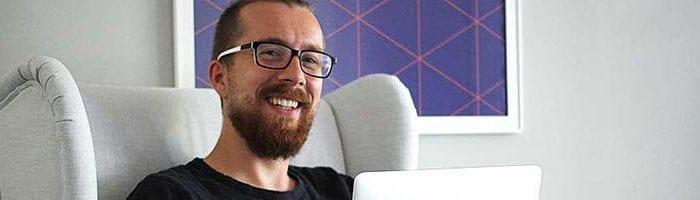 Marcin Tredor, UXPin CEO