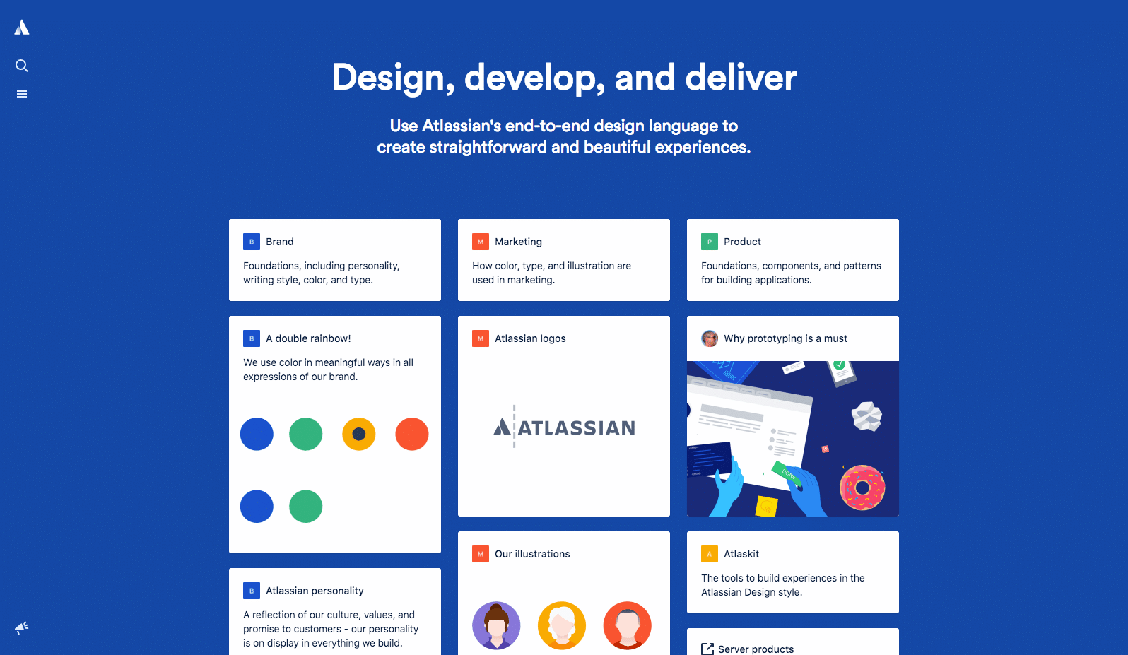 Atlassian Design System Guidelines