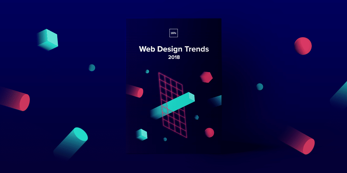 web design trends UXPin ebook