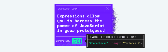 Expressions and Java script with UXPin