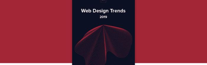 Web Design Trends 2019 – blog image 1