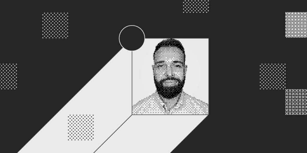 UXPin's designer of the Month Robert Smith