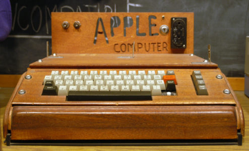 first apple computer - the history of design by UXPin