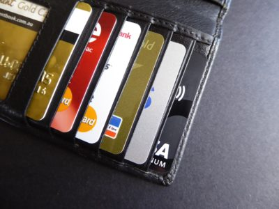 Charge Cards top 50s design