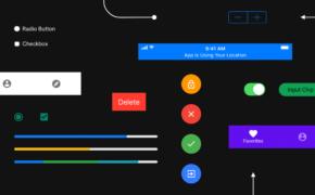 UI kit libraries in UXPin