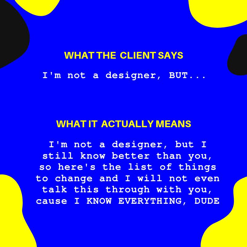 Client designer conversation - UXPin
